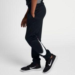 Nike Big Boy's Slim Fit Therma Joggers, Sz L NWT